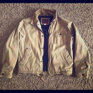 American Eagle Outfitters Sz Small Cargo Jacket